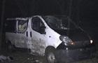 В ДТП на Буковине погиб водитель микроавтобуса