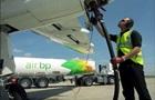 Україна майже вдвічі скоротила імпорт авіаційного пального