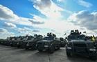 Військові отримали велику партію озброєння
