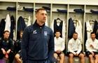 Шевченко определился со списком игроков, которых возьмет в Португалию