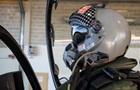 У Франції льотчика винищувача катапультувався під час зльоту