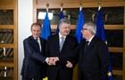 Україна і ЄС не допустять втручання у вибори