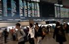 В аеропорту Токіо перед зльотом зіткнулися два літаки