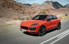 Porsche представив новий Cayenne Coupe