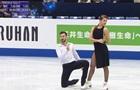 ЧМ по фигурному катанию: Назарова и Никитин показали свой лучший прокат в сезоне