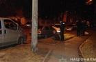 В Киеве мужчина задержал вооруженного нападающего на него и жену