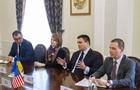 Климкин обсудил с сенаторами США заявление Луценко