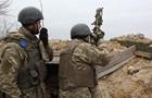 Доба на Донбасі: три обстріли, втрат немає