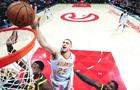 Українці в НБА: Лень допоміг Атланті здолати Філадельфію