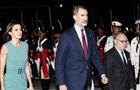 Король Іспанії в Аргентині годину не міг вийти з літака