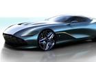 Aston Martin показав тизер нового суперкара