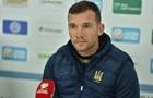 Шевченко: Швидкі гравці Люксембургу створили нам великі проблеми