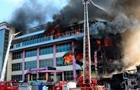 У Баку велика пожежа в торговому центрі