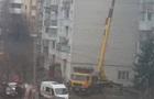 У Борисполі працівник впав з висоти і розбився