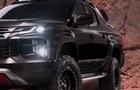 Mitsubishi представил экстремальный L200 Absolute