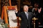 Суд не побачив втручання Порошенка в церковні справи