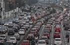 Київ паралізували затори: 14 аварій