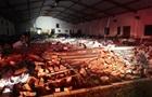 У ПАР під час великодньої служби завалилася церква