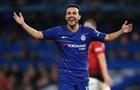 Педро – лучший игрок недели в Лиге Европы