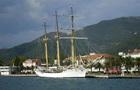 На военном корабле в Черногории нашли десятки килограммов наркотиков