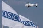 Беспилотник ОБСЕ разбился на линии соприкосновения на Донбассе