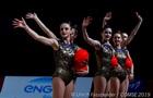 Украинские гимнастки выиграли полный комплект наград на этапе Кубка мира в Ташкенте