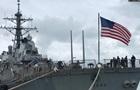 Эсминец ВМС США зашел в порт Батуми