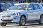 У Мюнхені зняли електричний SUV BMW