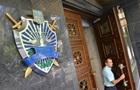 В Днепре прокурора облили неизвестным веществом прямо в его кабинете