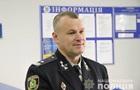 Главу поліції Харківської області перевели до Одеси