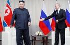 Путин встретился с Ким Чен Ыном на острове Русский