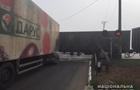 В Одесской области фура врезалась в поезд