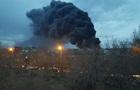 В России горит завод по производству ракет