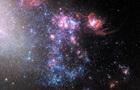 NASA показало на фото наслідки зіткнення галактик