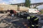 У моторошній ДТП в Дніпрі загинуло двоє людей