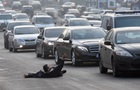 В Киеве пробки: что происходит на дорогах