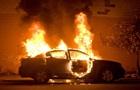 У Києві вночі горіли п ять машин