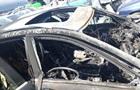 Під Києвом в ДТП потрапив водій з гранатою і пістолетом