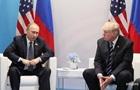 Тіллерсон заявив, що Путін перевершив Трампа на першій зустрічі - WP