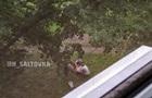 У Харкові дитина випала з балкона