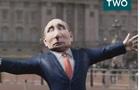 У Британії запустили гумористичне ток-шоу з анімованим Путіним