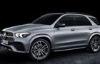 Выпущена самая мощная версия Mercedes-Benz GLE