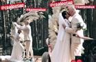 Появилось видео со свадьбы Потапа и Каменских