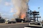 В порту Таиланда произошел взрыв: полсотни пострадавших