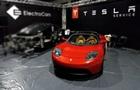 На выставке в Киеве презентуют Tesla Rоadster