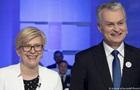 У Литві проходить вирішальний тур виборів президента