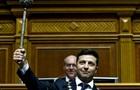 Зеленський в інавгураційній промові цитував Медведчука - ЗМІ