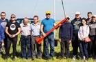 Украинские студенты впервые запустили ракету