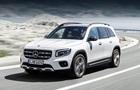 Mercedes представила семиместный кроссовер GLB
