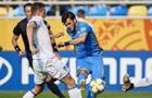 Булеца став кращим гравцем України U-20 за системою  гол+пас